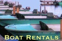 Boat Rentals at Tall Timber