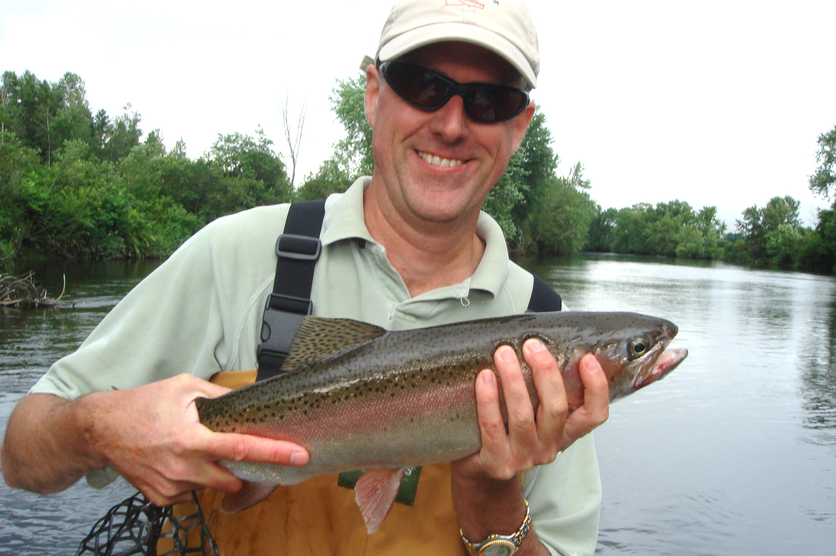 Tall timber lodge mayfly caddis hatches for Best trout fishing in new hampshire