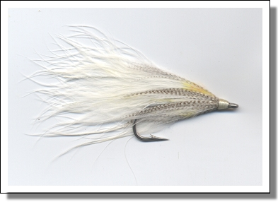 The Jack Gartside Soft Hackle Streamer