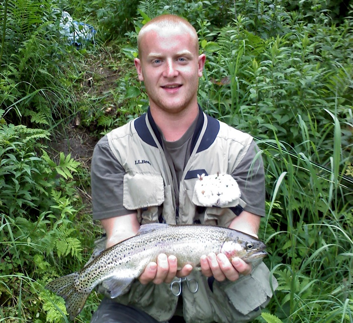 Connecticut river fishing report 7 7 tall timber 39 s for Fishing report ct
