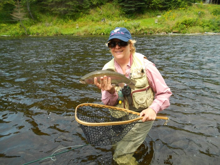 Pittsburg nh fishing report 8 10 12 tall timber 39 s for Nh fishing license