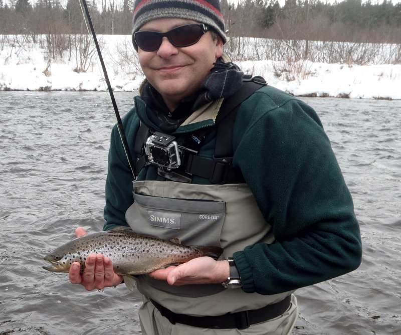 Connecticut River Fishing Report 1 12