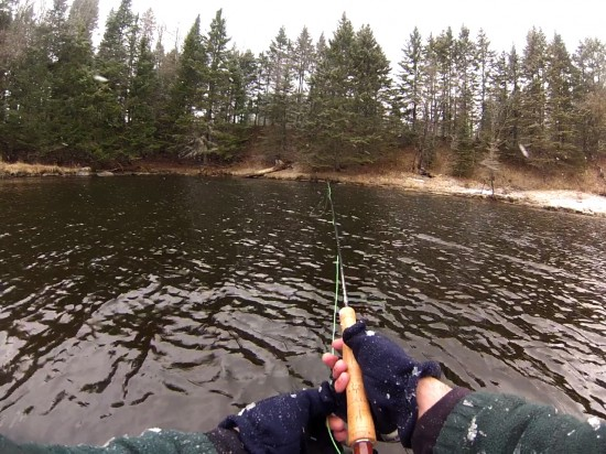 Connecticut river fishing report april 5 for Fishing report ct
