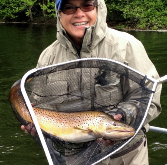 Pittsburg Nh Connecticut River Fishing Report 6 8