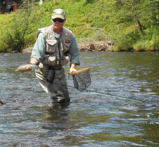 Upper connecticut river fishing report 7 25 tall timber for Connecticut river fishing