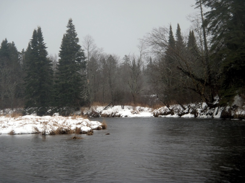 Upper connecticut river fishing report jan 6 tall for Fishing report ct