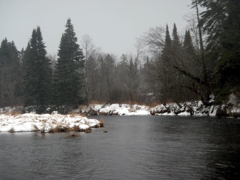 Upper connecticut river fishing report jan 6 tall for Connecticut river fishing