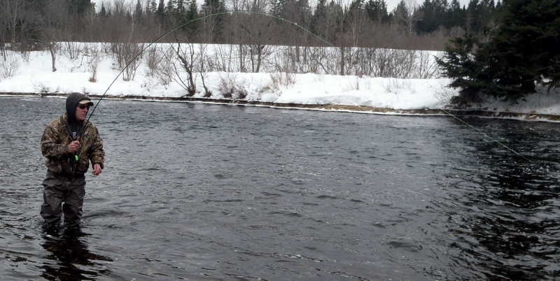 Connecticut river fishing report 3 10 for Fishing report ct