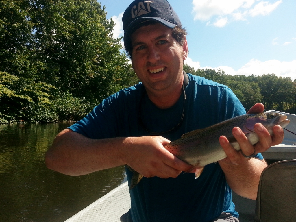 September 3rd fishing report pittsburg nh for Fishing report ct