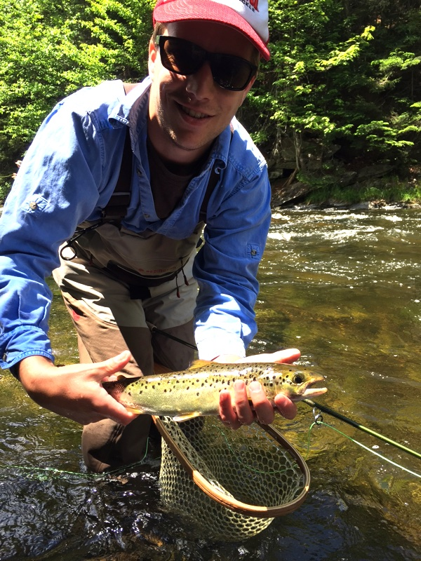 Upper connecticut river fishing report 6 23 tall timber for Connecticut river fishing