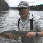 Tom Caron - talks trout and salmon, but is fluent in grouse and woodcock.