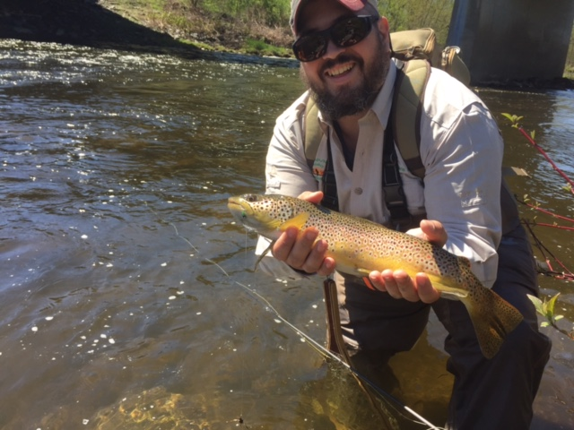 Upper connecticut river fishing report may 23 tall for Fishing report ct
