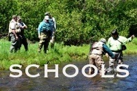 Tall Timber Fly Fishing Schools