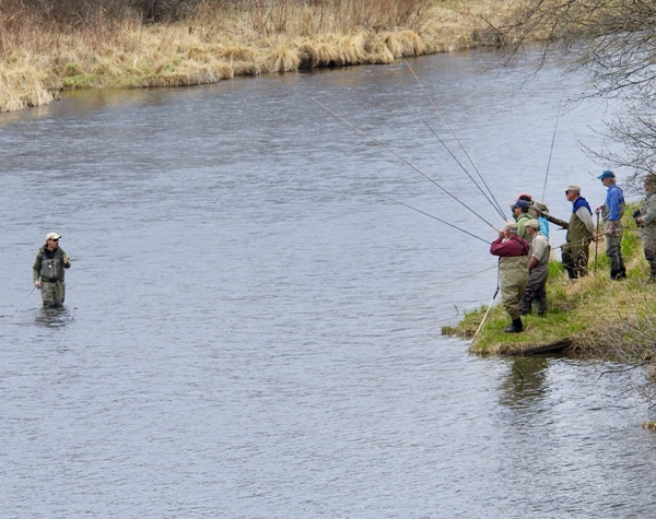 Tall Timber Fly Fishing Schools are a great way to expand your fishing horizon!